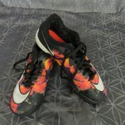 Astroturf-CR7-volcano-black-Nike-Mercurial-junior-boots-cleats-size-UK5-EU38-202052734575