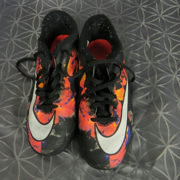 Astroturf-CR7-volcano-black-Nike-Mercurial-junior-boots-cleats-size-UK5-EU38-202052734575-2