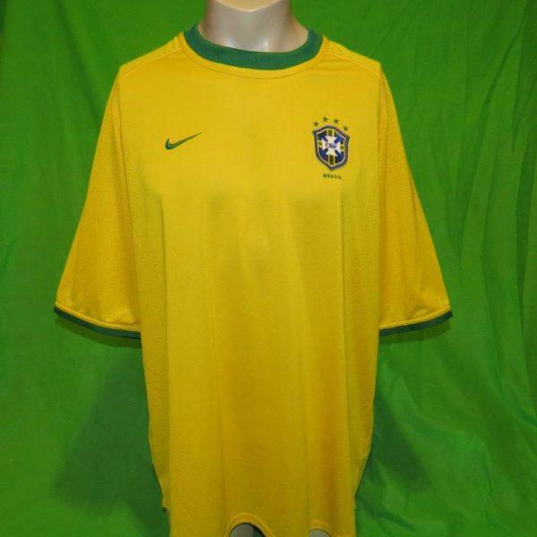 Brazil-2000-02-home-shirt-camisa-camiseta-maillot-trikot-NIKE-size-XL-192345516096-5