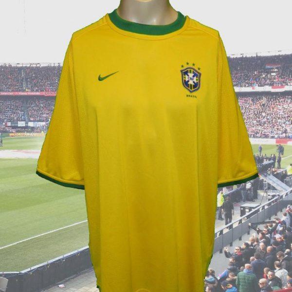Brazil-2000-02-home-shirt-camisa-camiseta-maillot-trikot-NIKE-size-XL-192345516096