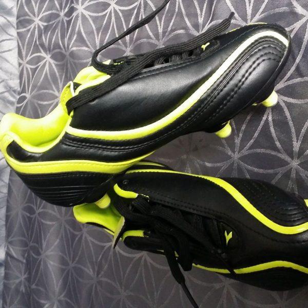 Diadora-SG-73-Black-Yellow-Soccer-Cleats-Football-Boots-size-UK-C12-EU31-US1-202100758758-4